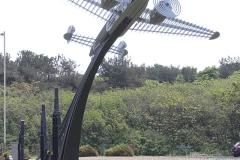 Ainsdale Plane Sculpture 1